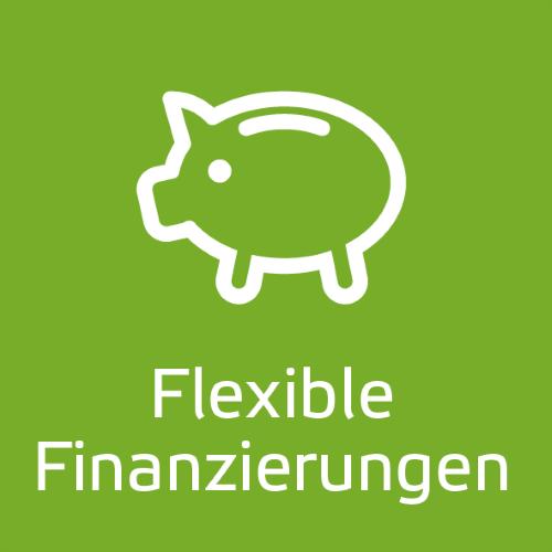 Flexible Finanzierungen