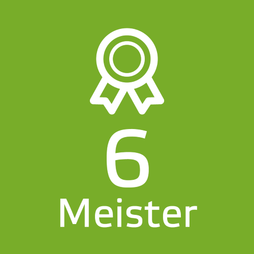 6 Meister