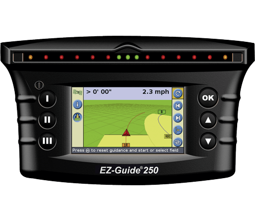EZ-Guide 250-System
