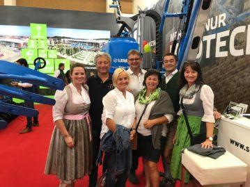 Schwarzmayr auf der Welser Messe 2018