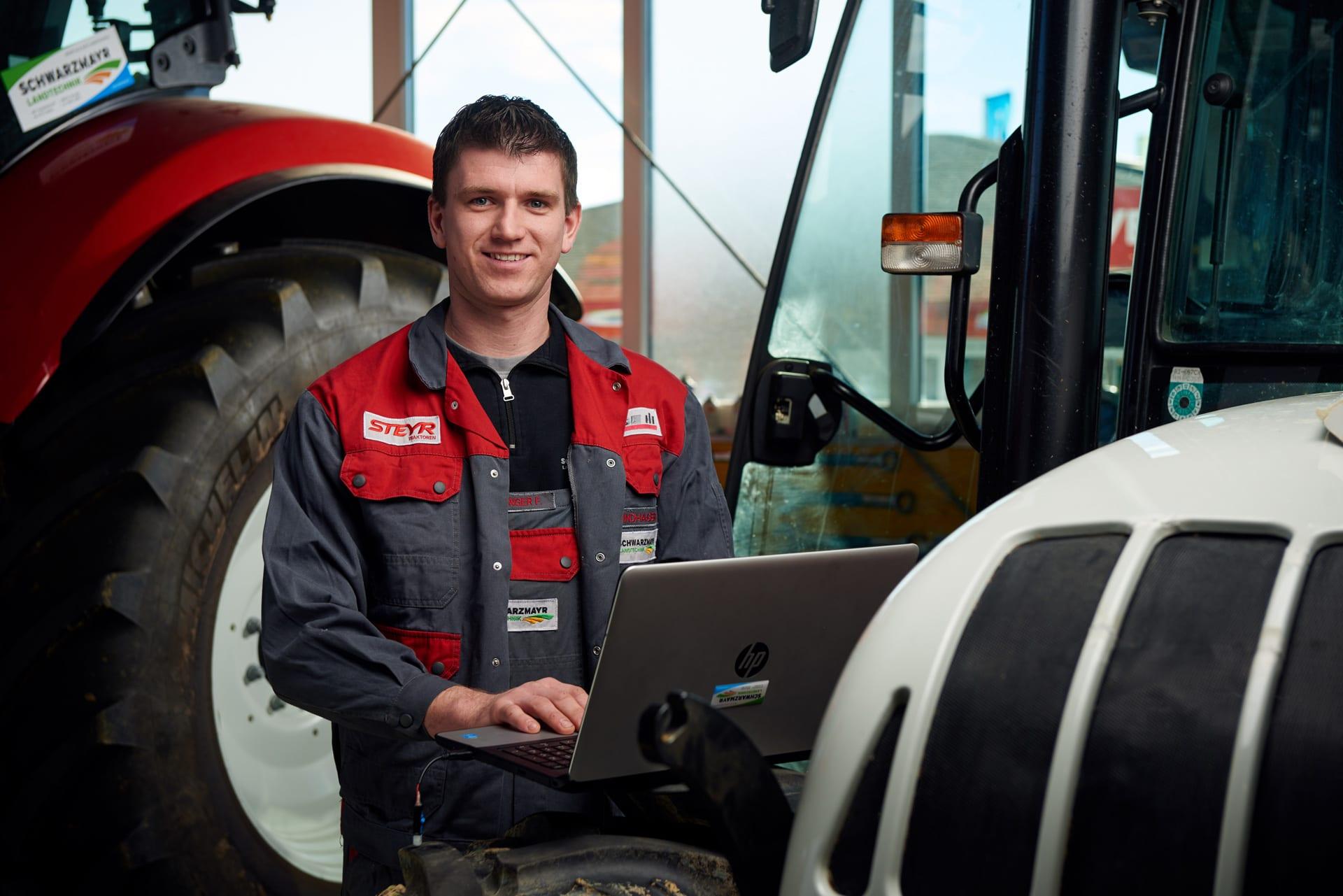 Traktor vom Experten bewerten lassen