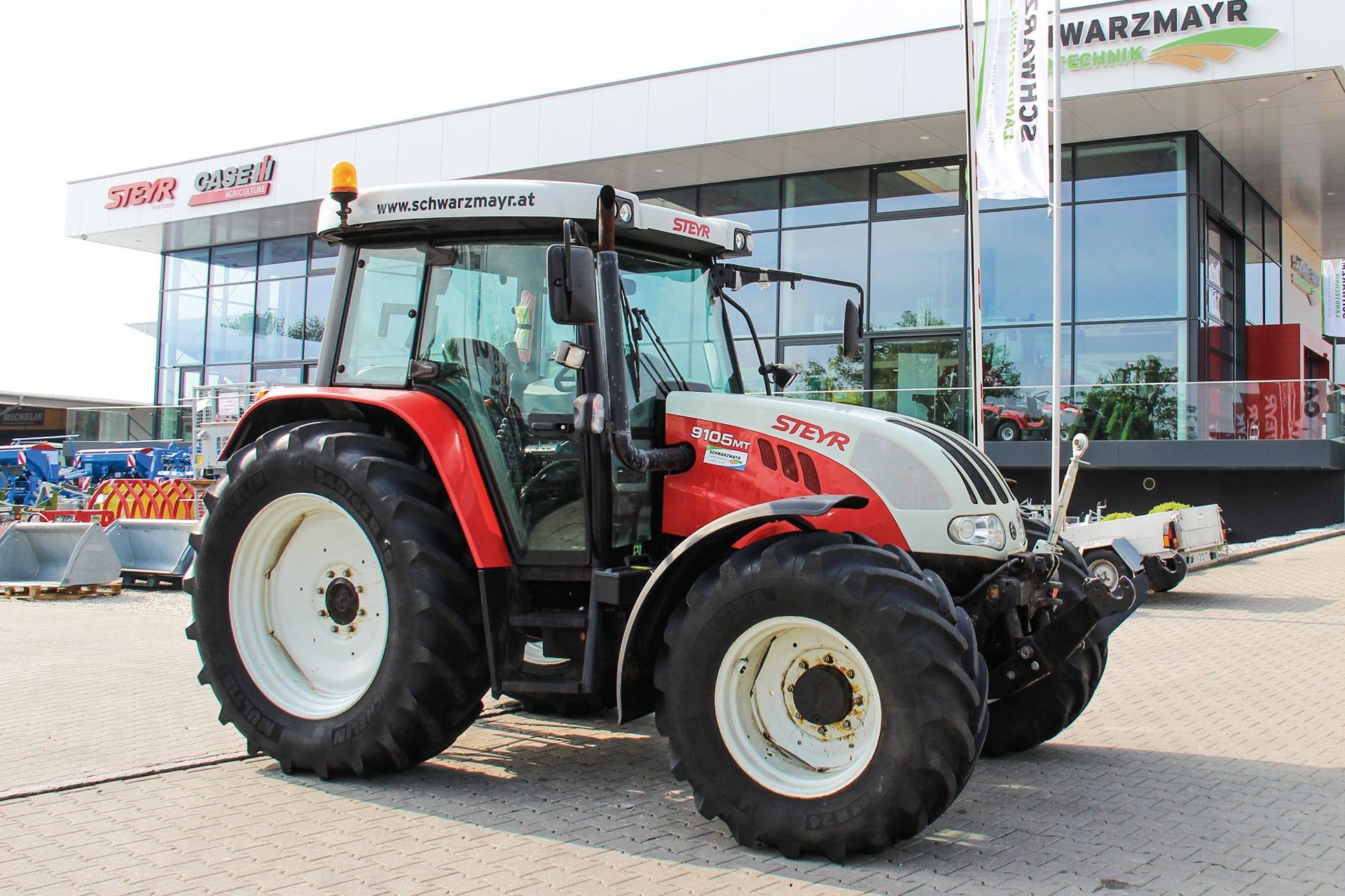 Interesse am Eintausch deines Traktors