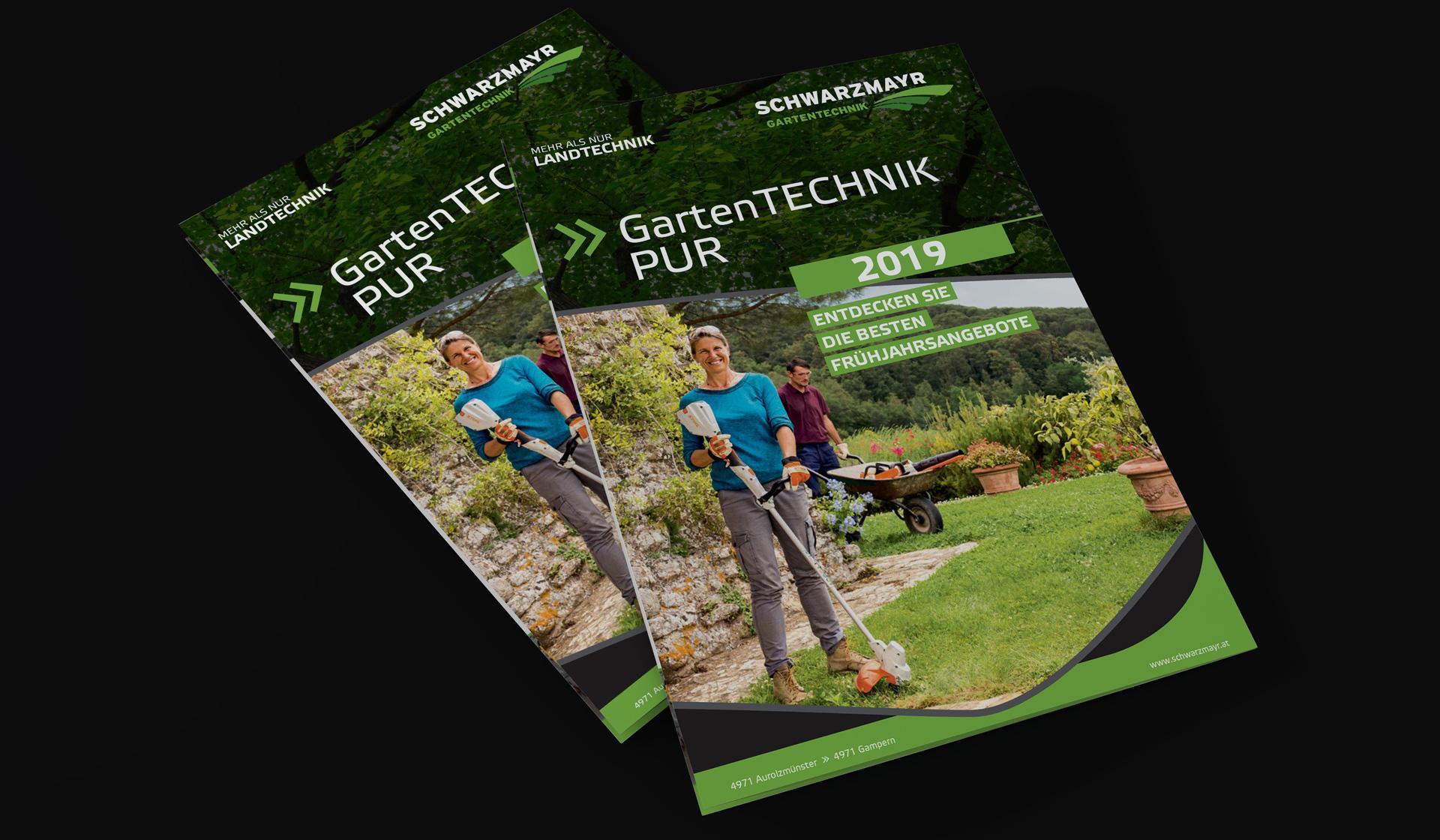 Gartentechnik pur