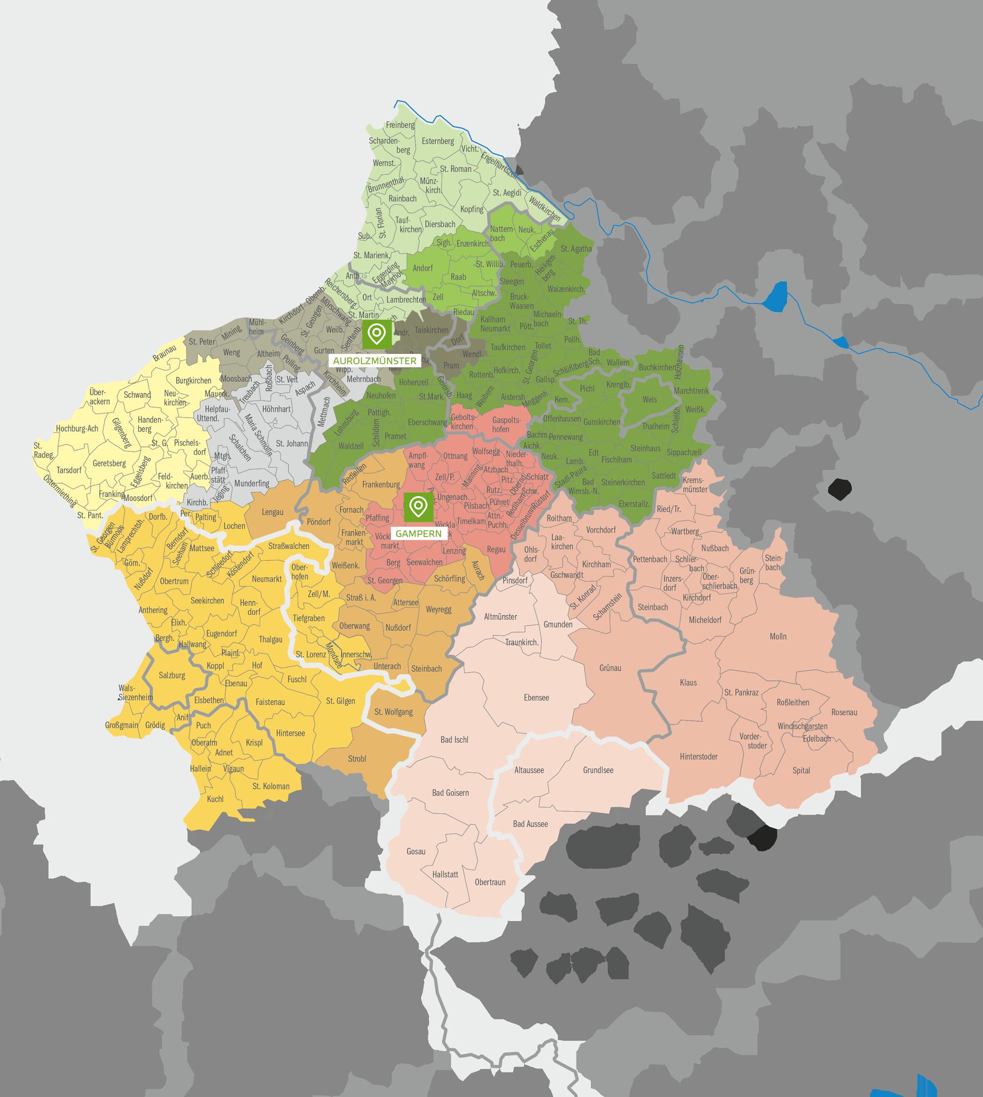 Das Schwarzmayr Gebiet