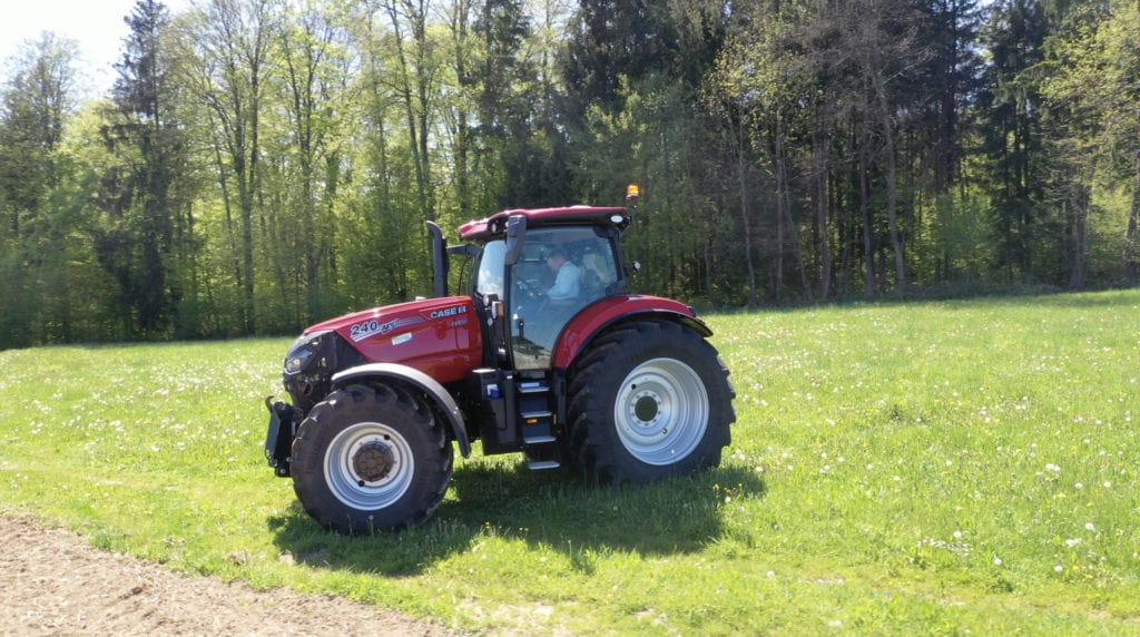 CASE IH Traktoren
